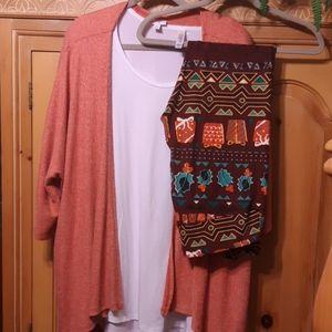 Lularoe outfit, Christmas